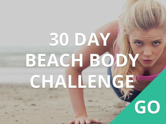 The Official Home Of The 30 Day Squat Challenge, 30 Day Plank Challenge, 30 Day Ab Challenge and 30 Day Arm Challenge - Get Fit + Healthy In Only 30 Days!