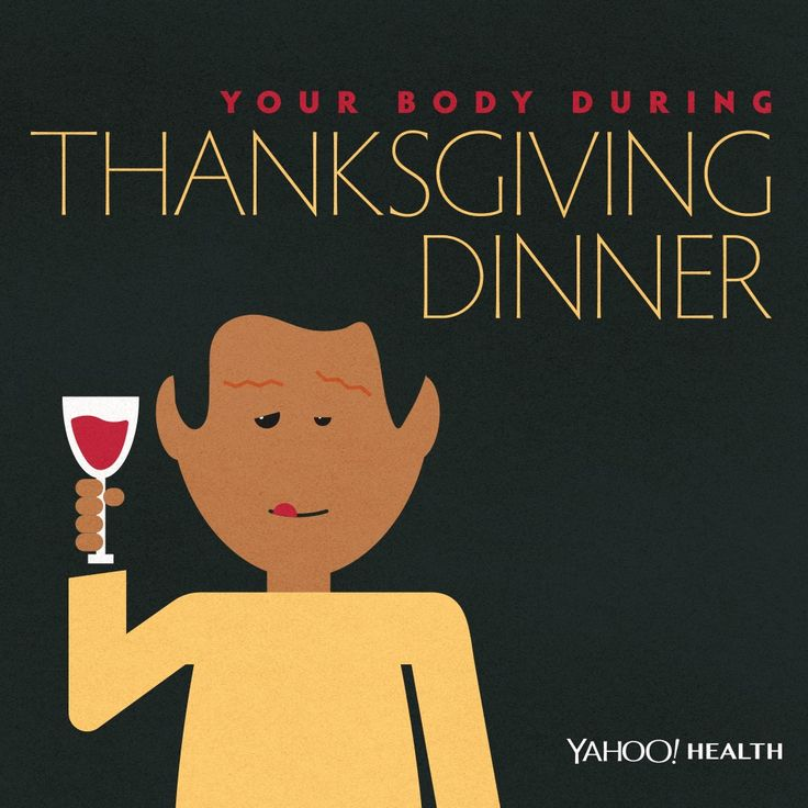 Thanksgiving is practically synonymous with loved ones and giving thanks.  After all, research suggests that the average American could chow down 4,500 calories during a typical Thanksgiving.  Read on to find out. Your brain Before Thanksgiving dinner even begins, there's the anticipation of it all,