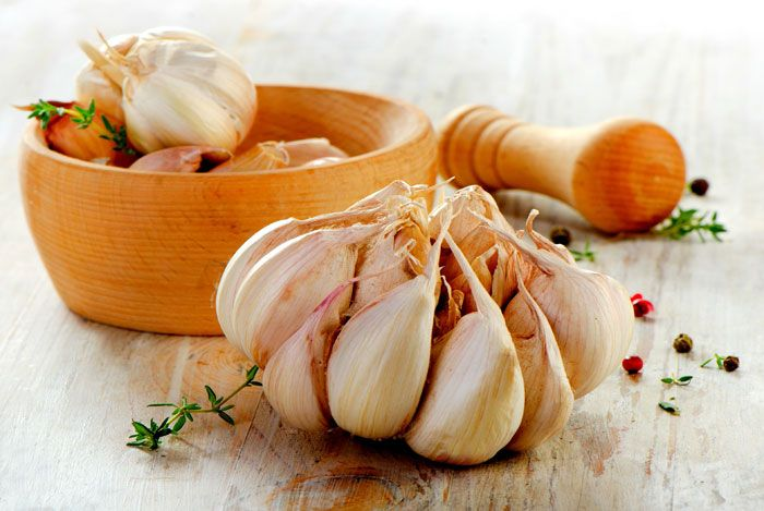 Garlic is also considered as a great home remedy for swollen #lymph_nodes due to its anti inflammatory and antibacterial properties. Especially, #garlic can help reduce swelling and pain caused by #swollen lymph nodes.