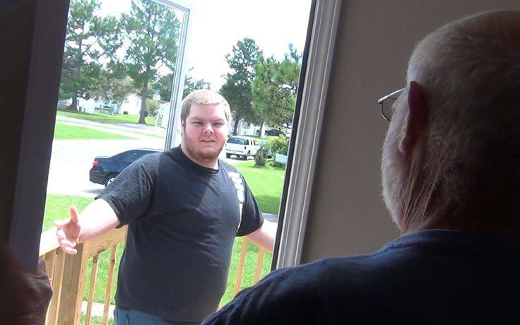 Angry Grandpa's Long Lost Son (Prank!)