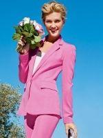 Блейзер классический - выкройка № 911 из журнала 1/2013 Burda. Свадьба – выкройки жакетов на Burdastyle.ru