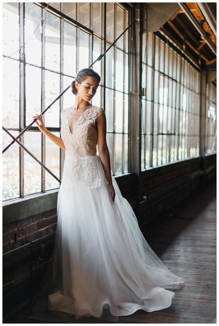 322 best Wedding Dresses images on Pinterest | Short wedding gowns ...
