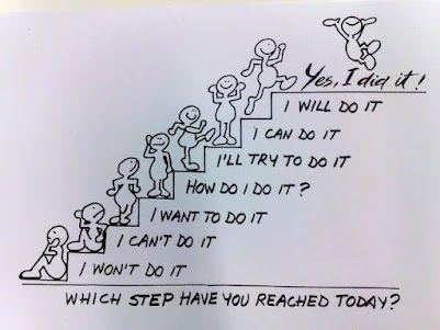 I will do it!