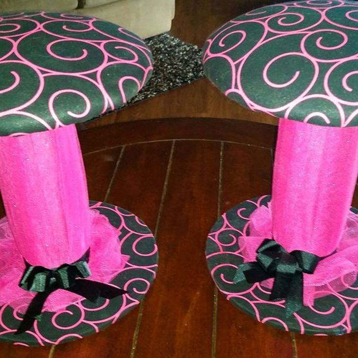 12 Diy Painting Ideas That Will Help You To Upgrade The: I Started Making Stools From Empty Cable Spools