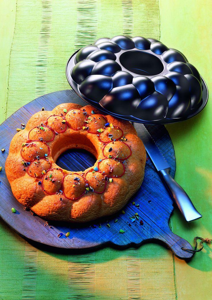 #Forma do pieczenia - #Wieniec -  #decosalon #design #dizajn #kaiser #baking #wielkanoc #easter #kitchenaccessories #kitchen #accessories #form #kuchnia  #akcesoria www.decosalon.pl