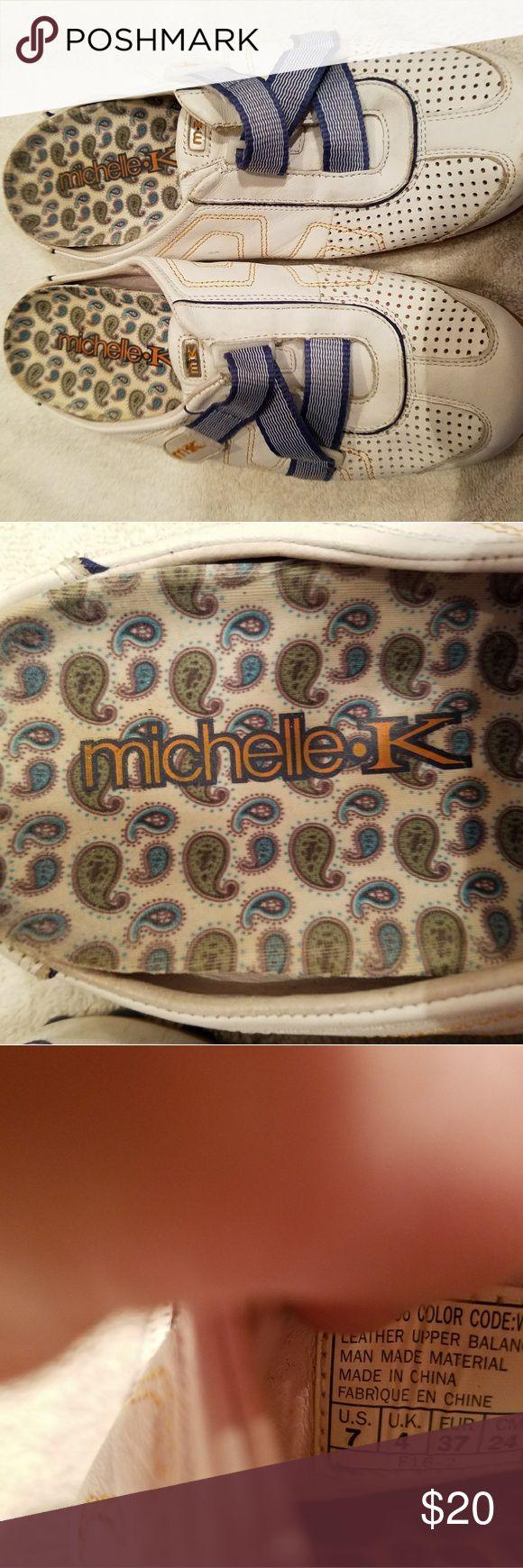 Ladies Shoes tennis slip on' s GUC Michelle K Shoes
