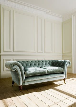 I would like a tufted sofa in my life.