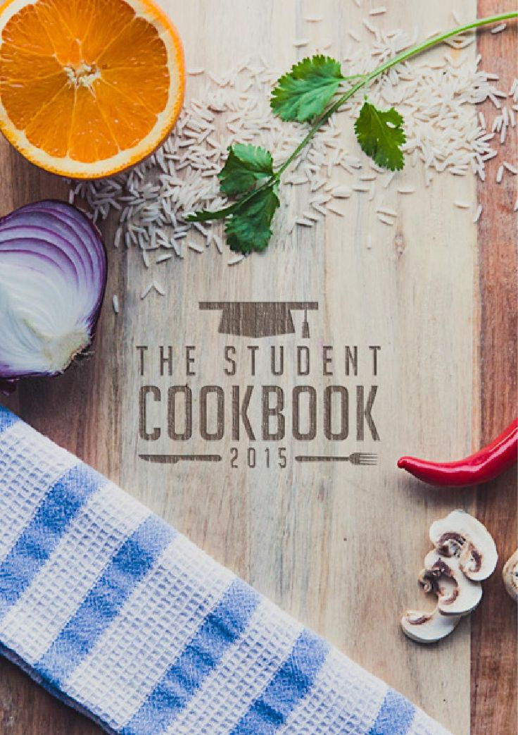 "Arc UNSW Student Cookbook 2015  Arc UNSW Student Cookbook 2015 ""Food for Faculty"""