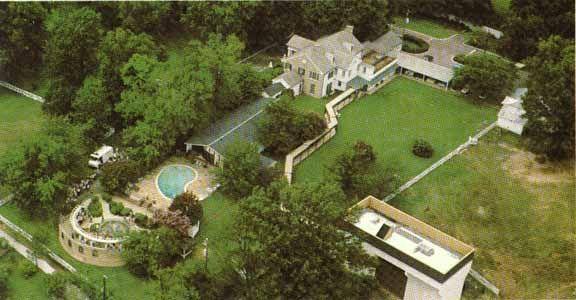 Graceland aerial