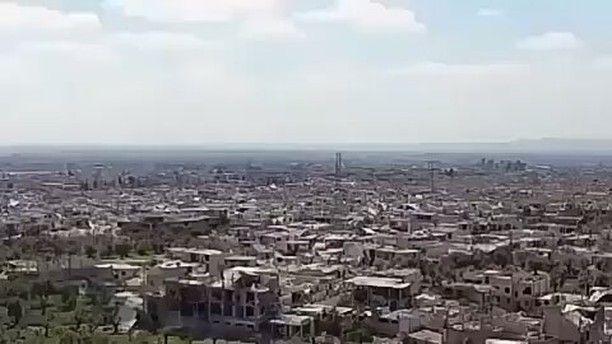 . #Syria - Assad's regime bombing civilian neighbourhoods in Eastern #Damascus. 10 airstrikes in 30 seconds.  Rezim Assad mengebom pemukiman warga di Damaskus Timur 10 tembakan dalam 30 detik.  Video from @doamuslims . . . Donasi baju hangat untuk anak Yatim Palestina BNI 0504-2099-10 an Yayasan Cinta Dakwah . Atau klik link di bio  @IndonesiaBertauhid  Info dan konfirmasi ke 0813 8040 9009  Follow @CintaDakwahID  Follow @CintaDakwahID  Follow @CintaDakwahID  http://ift.tt/2f12zSN