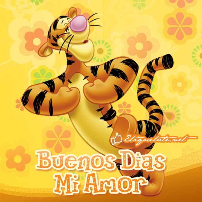 Good Morning Mi Amor Images : Buenos d�as mi amor fotos con im�genes bonitas gratis