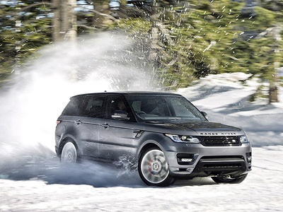 New Range Rover Sport revealed at the 2013 New York Auto Show
