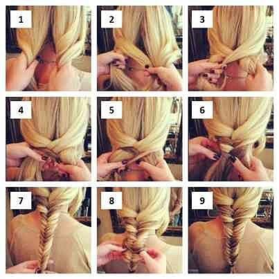 【簡単】かわいいフィッシュボーンの編み方、教えちゃいます♪の画像