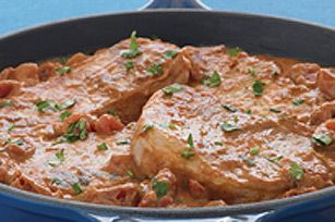 Pork Chops Mexicana