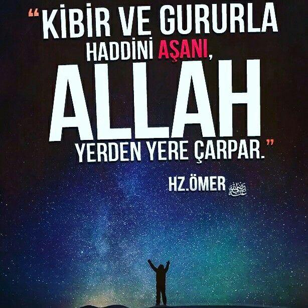 #kibir #gurur #haddi #aşma #Allah #ceza #söz #hzömer #hattab #hayırlıcumalar #türkiye #istanbul #rize #trabzon #eyüp #üsküdar #yeşil #ilmisuffa