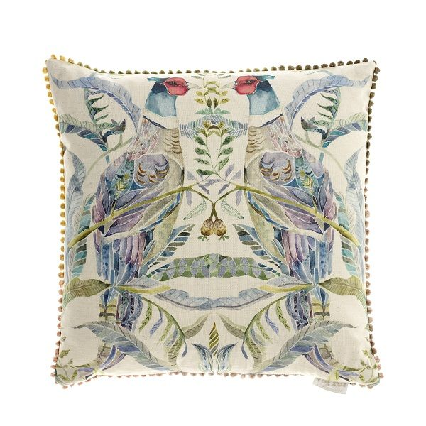 Voyage Maison Bideford Loganberry Cushion C170037
