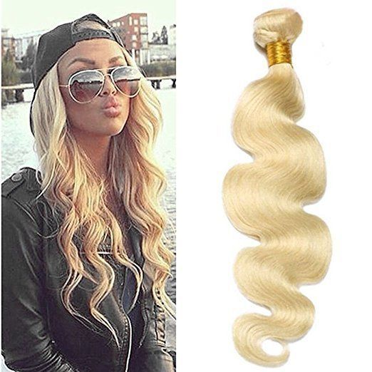 Hair Weave Human Hair Bundles One Bundle Brazilian Real Human Hair Weft 100g #Ugeat #StraightBundle