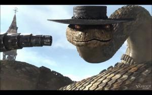 Rattlesnake Jake from 2011 Nickelodeon film, Rango