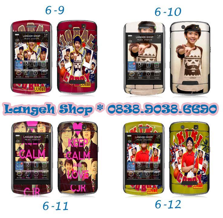 Design available for all gadget | Garskin Coboy Junior | Pinterest