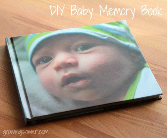 Best 25+ Baby memory books ideas that you will like on Pinterest ...