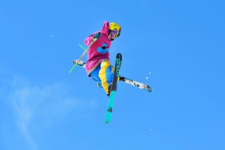 freestyle skiiers | Freestyle skiing — Fotopedia