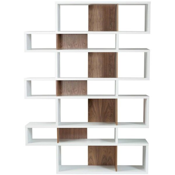 Ricardo Marcal London Composition Shelving Units Pure White Frame C.