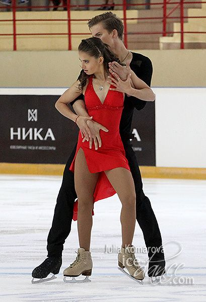 Sofia Shevchenko & Igor Eremenko (RUS)