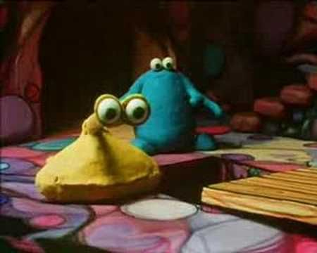 The Trapdoor - Breakfast Time - Many an afternoon spent watching this as a kid :)
