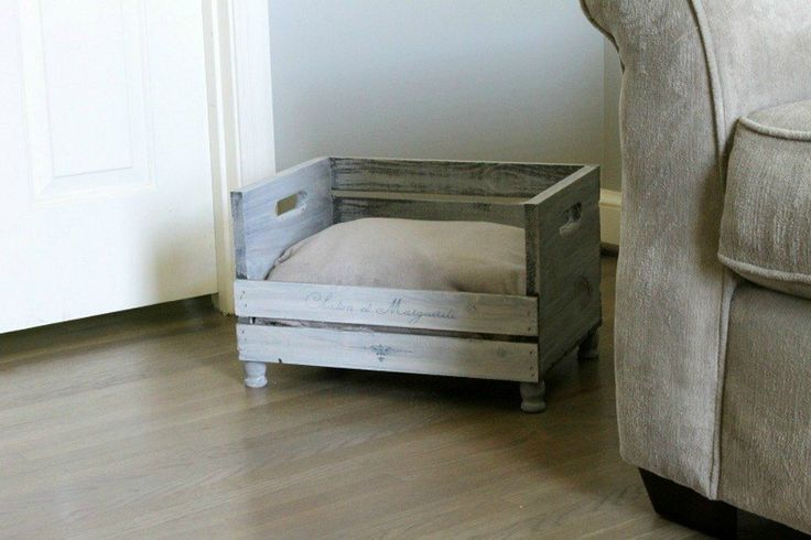 s 15 reasons we can t stop buying michaels storage crates, repurposing upcycling, storage ideas, Even your pets are obsessed with them