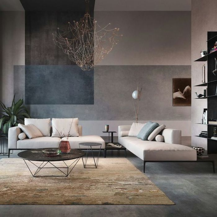 ▷ 1001 + breathtaking accent wall ideas for living room