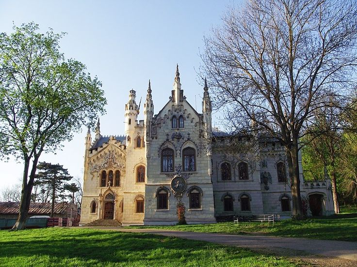 Mini-vacanţă aromată la Castelul Sturdza de la Miclăuşeni