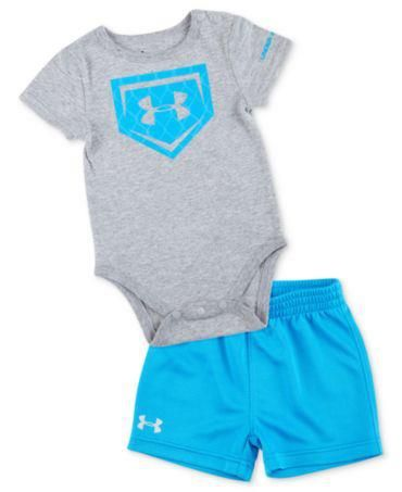 underarmour for baby boy my baby Blue Fitness Boy like his father gym