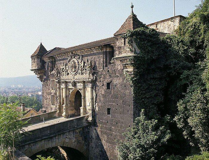 Schloss Tübingen Spanish Castle Magic