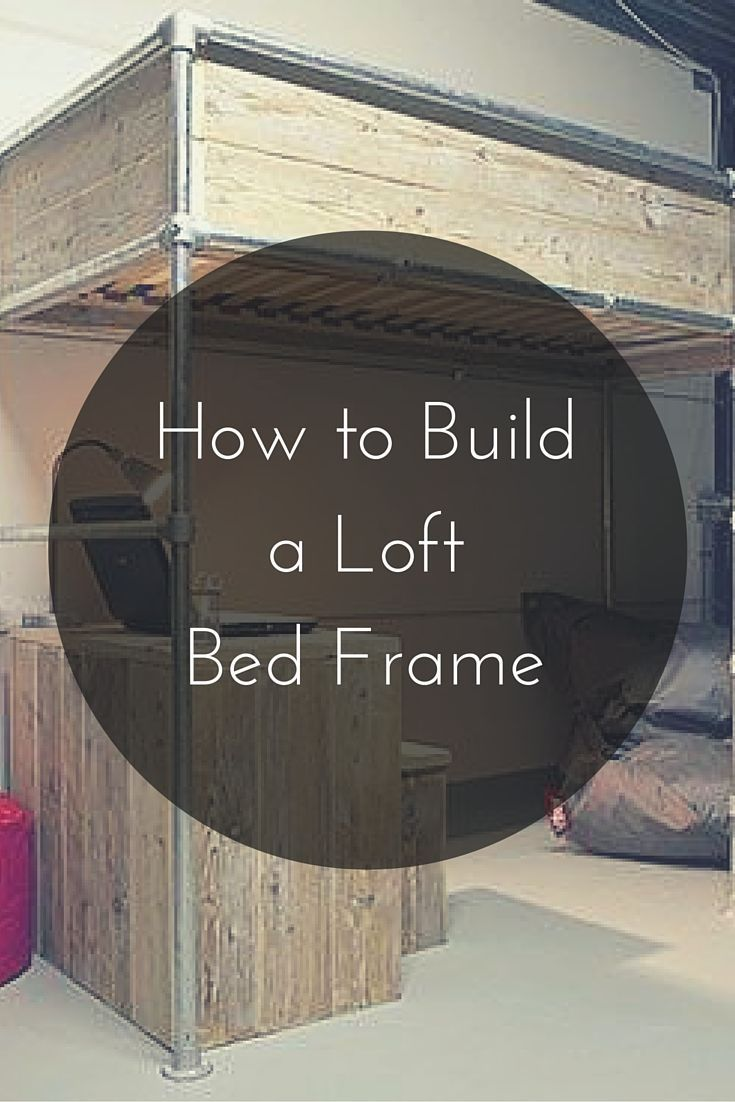 25 best ideas about adult loft bed on pinterest lofted for How much to build a garage with loft