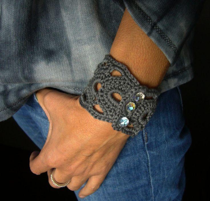 Armband Aus Jeans Selber Machen , The 128 Best Images About Accessoires On Pinterest