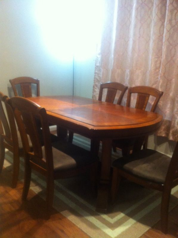 Dining Table With 6 Chairs For Sale In Houston Tx Offerup