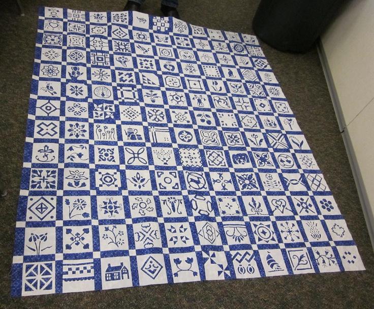 QUILTING IN OZ: Dutch Treat #2 | Quilts: Applique Dutch Treat ... : dutch treat quilt - Adamdwight.com