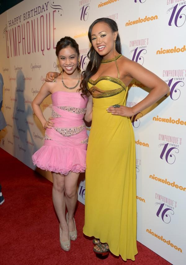 Cymphonique Miller - @ Her Sweet 16 Party! | Hot Celeb ...