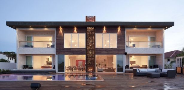 Bella Vita Villa par Prototype Design Lab - îles Turques et Caïques | Construire Tendance