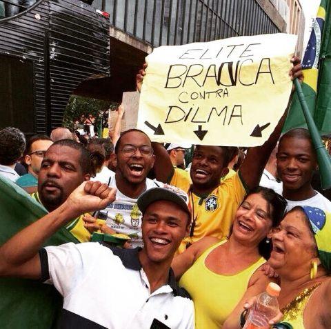 O 15 DE MARÇO 2 – A entrevista de um descontrolado e de um deprimido. E tome novo panelaço Brasil afora! PT nunca esteve tão perdido