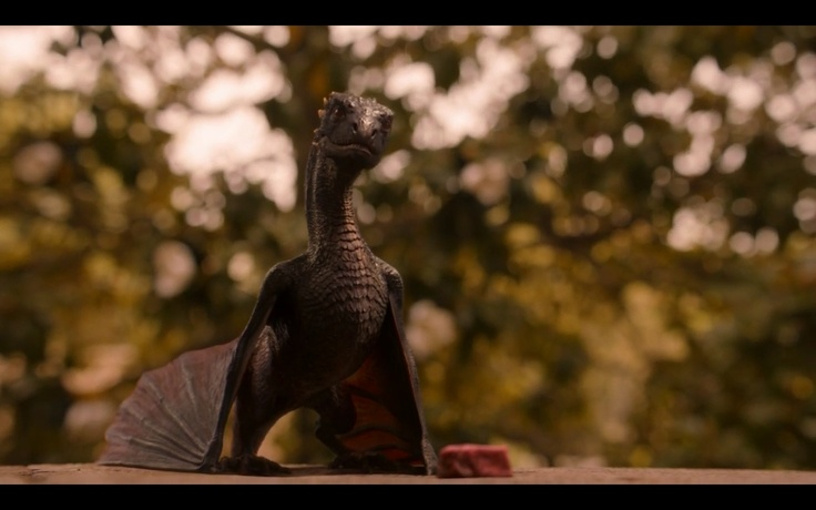 game of thrones dragons hatch episode