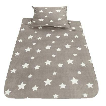 Bettwäsche mit Sternenmotiv 29,95 € <3 Hier kaufen: http://www.stylefruits.de/wohnen/bettwaesche-calando/w4750201 #Stern #grau