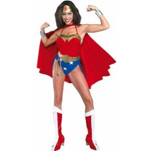 Costume wonder woman sexy femme, déguisement wonder woman sous licence officielle. http://www.baiskadreams.com/2058-deguisement-wonder-woman-adulte-sexy-femme.html