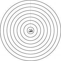 Mandala Concéntrico 8