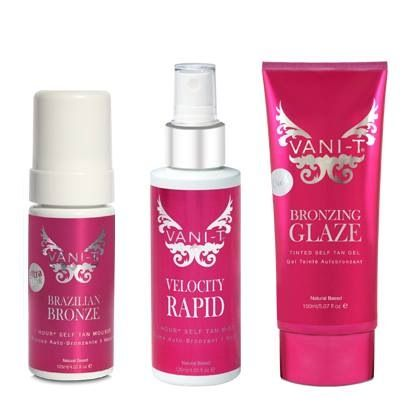 Vani t tanning product available