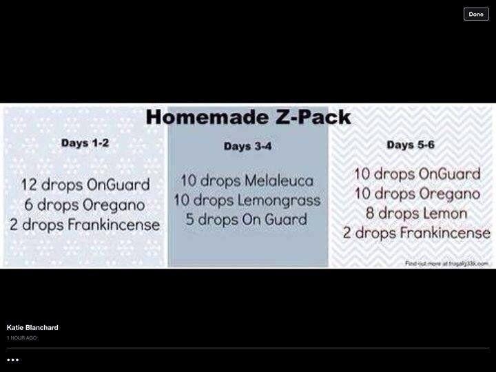 Homemade Z-Pack