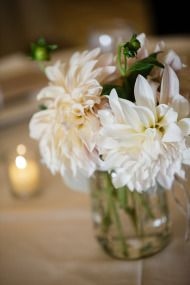 Late Summer Wedding at The Aerie at Eagle Landing - Style Me Pretty