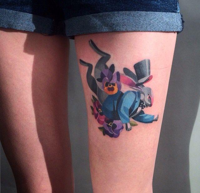 95 best avant garde tattoos images on pinterest tattoo for Avant garde tattoo