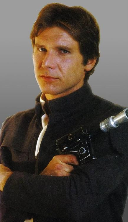 Han Solo - Harrison Ford