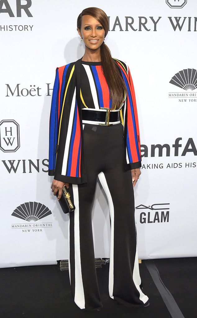 Happy 60th Birthday, Iman! Here Are 33 Photos That Prove the Supermodel Is Virtually Ageless | E! Online Mobile